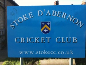 Stoke Sign