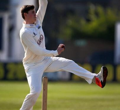 Stokers Named in Surrey 2nd XI Squad