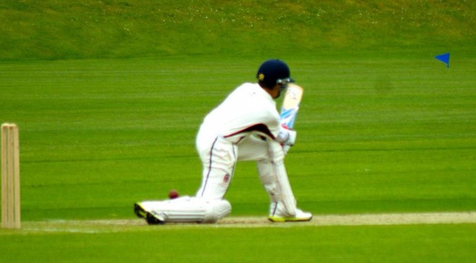 Ben Holder Batting