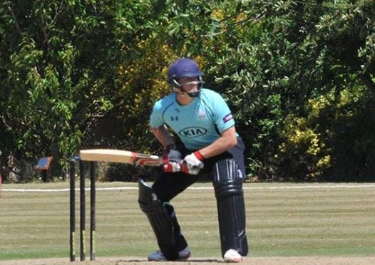 Half Century for Dan D as Surrey 2s beat Middlesex