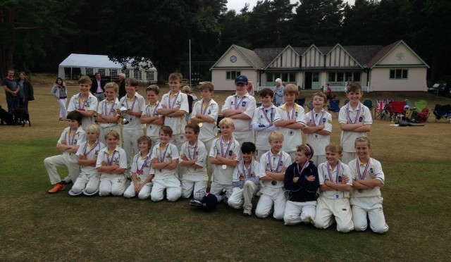 Under 10s 2015 Cup Final 3