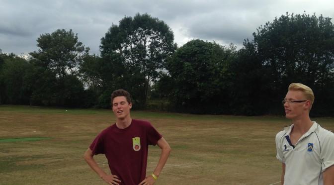 Under 19 v East Molesey - Toss