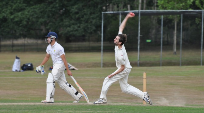 Stoke beat Valley End by 1 run to progress in T20
