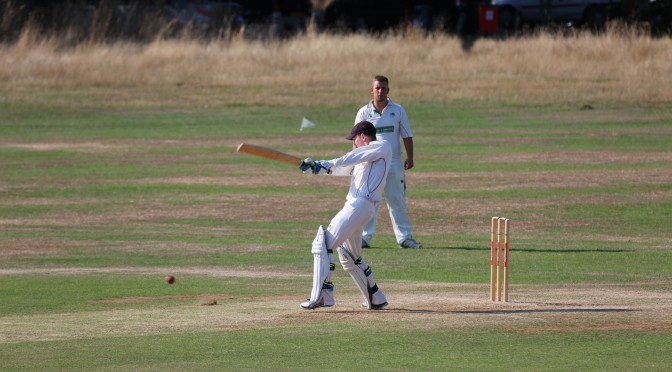 Action Photos from the 2s game at Ripley