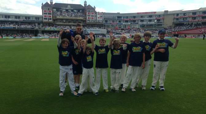 Stoke at the Oval Ashes 2015 1 Group Photo