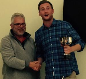 Awards Toby Tarrant