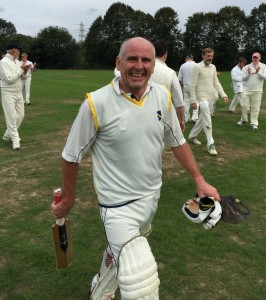 Rod Thomson 82 not out
