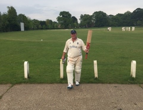 Andy Berry 80 v Chertsey