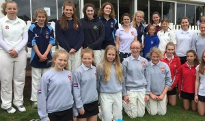 Stoke Molesey Ladies with Kingston Grammar Girls