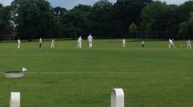 Sunday XI denied by the Surrey Cryptics