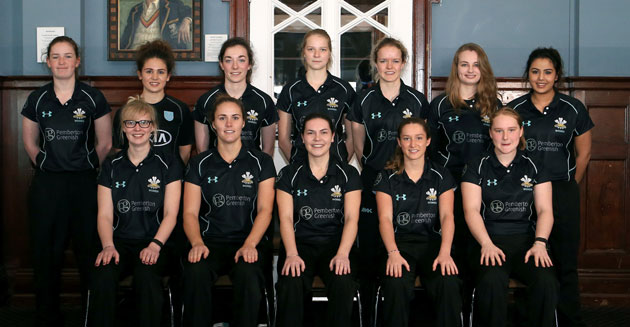 Surrey Women 1st XI full of Stoke and Stoke Molesey Players