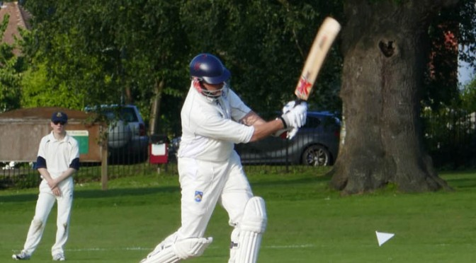 Sunday XI draw with Old Ashfordians