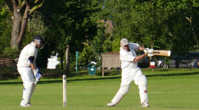 Action Photos from the Sunday Match v Old Ashfordians