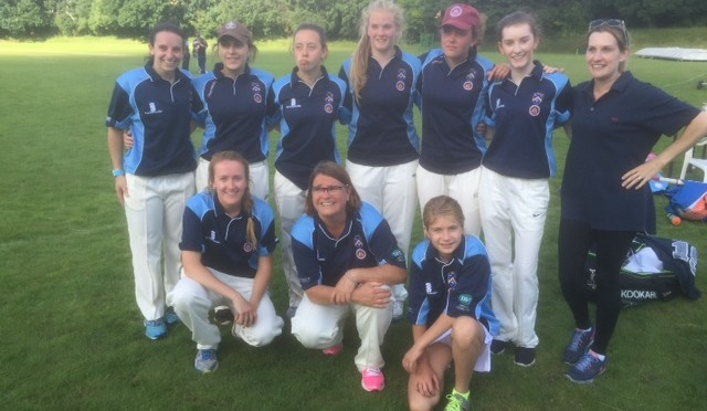 Stoke Molesey Ladies beat Streatham & Marlborough