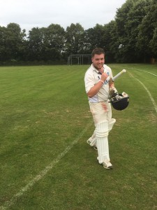 Trower 85 not out v Kempton 2016