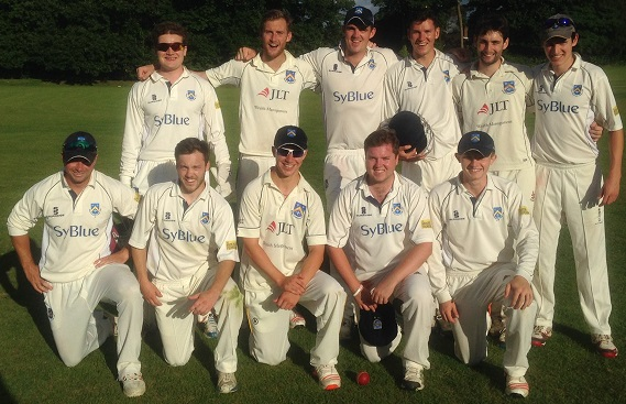 1st XI Win at Haslemere
