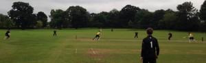 Charlie Hill Batting v Walton - July 2016