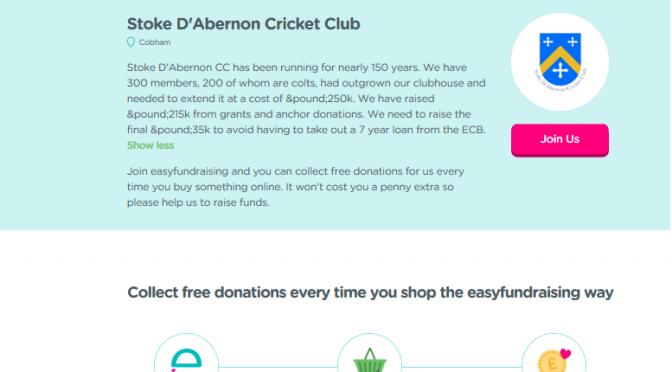 easyfundraising-homepage