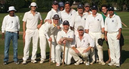 2nd XI Champions in 2008