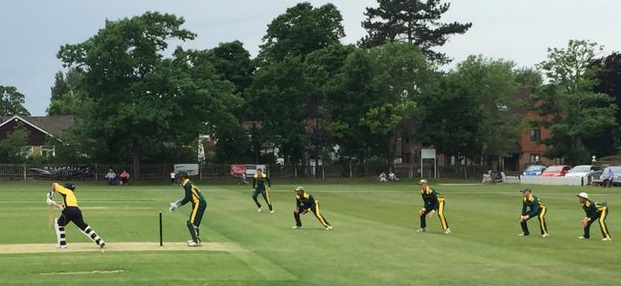 Trust League Defeat at Ashtead