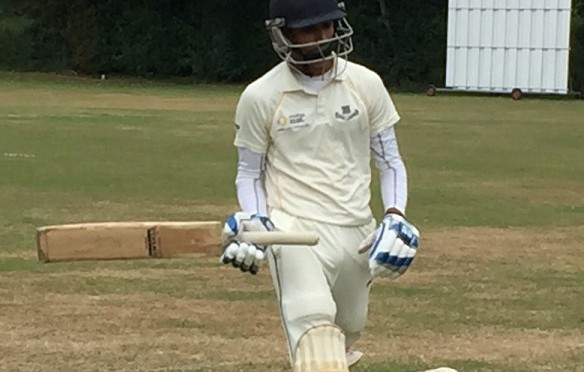 Sunday XI Edged Out in Thriller by the Cryptics