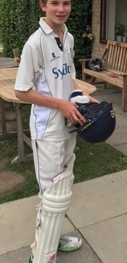 Alex Clinton 6 for 26 but 2nd XI suffer narrow loss