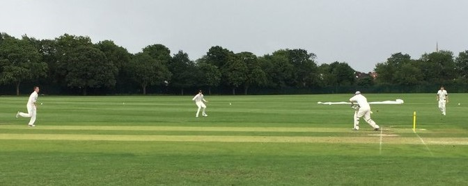 Dickson and Page v Old Hamptonians 3s July 2017