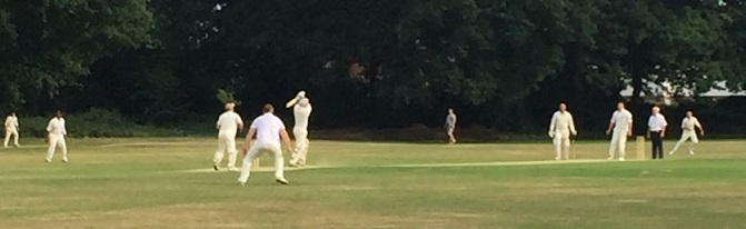 Over 40s Lose at Walton