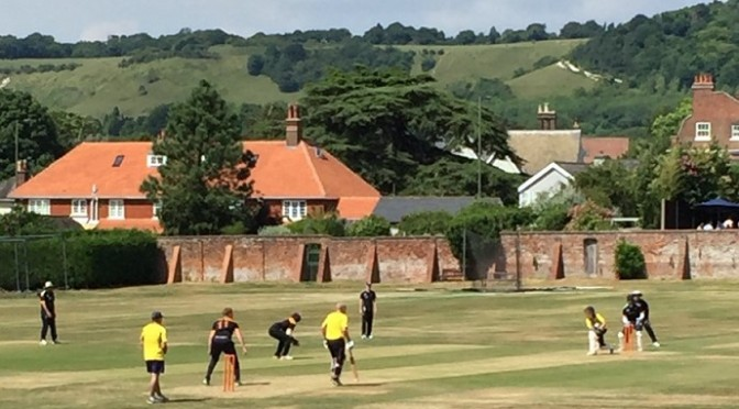 Reigate Priory v Stoke July 2017
