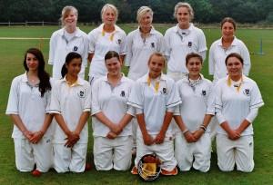 Stoke Ladies 1st XI 2008