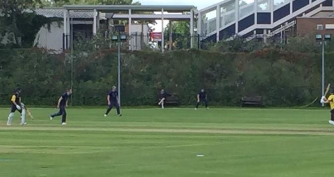 Curran v Worcester Park - August 2017
