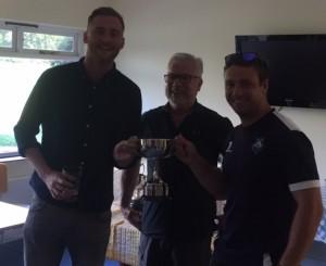 Hopton and Tarrant Spirit of Cricket 2017