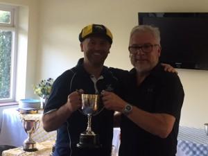 Jase Earl Australia Cup 2017