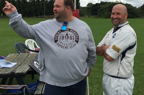 Sunday Win at Old Wimbledonians