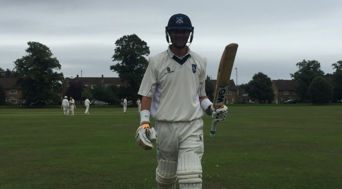 Narrow defeat for depeleted 2nd XI