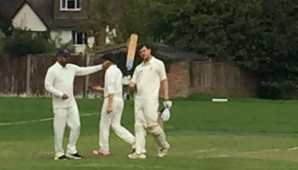 Debut Century for Reino Grobler as Stoke win Big at Woodmansterne