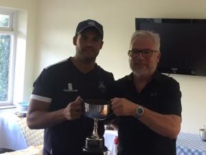 Shawn Dyson England Cup 2017