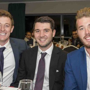 League Dinner 2017 Official - OGorman Frost Fullalove