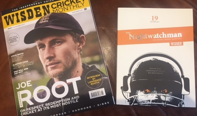 Wisden Issue 1 and Nightwatchman