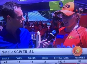 Nat Perth Scorchers 84 - Interview