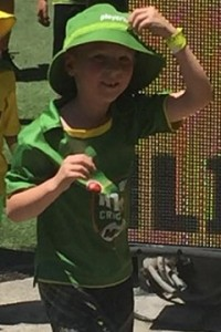 Routley Jnr at the MCG 1