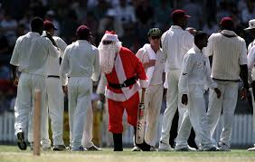 Santa Cricket