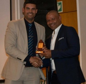Shawn Dyson and Ashwell Prince WPCC Awards 2017 2018