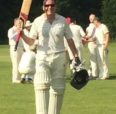 Neil Foster v WVCC June 2018