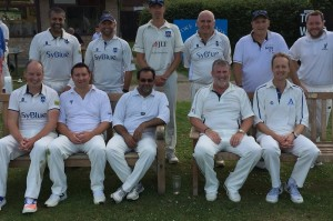 Over 40s v Weybridge June 2018
