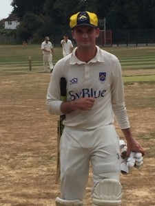 Tom Frost Century at Claygate