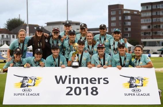 Surrey Stars 2018 Champions