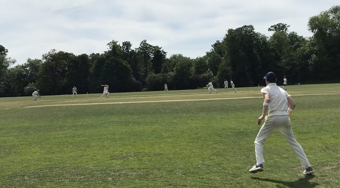 Roddy, Gluckers and Others do well at Cheam but 2s lose by 67