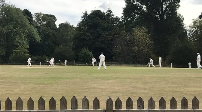 Sunday XI win at Chipstead